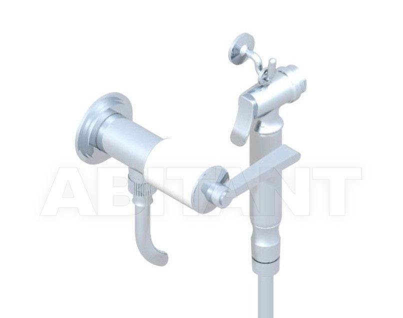 Купить Гигиенический душ THG Bathroom G2J.5840/8 Faubourg white porcelain with lever