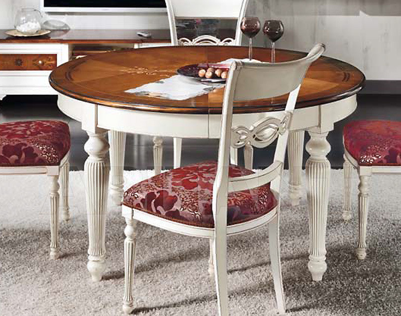 Купить Стол обеденный GIULIACASA By Vaccari International Verona H593-VR