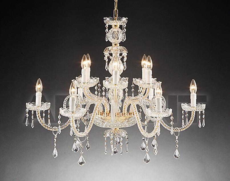 Купить Люстра Due Effe lampadari Lampadari 1315 6+6/L