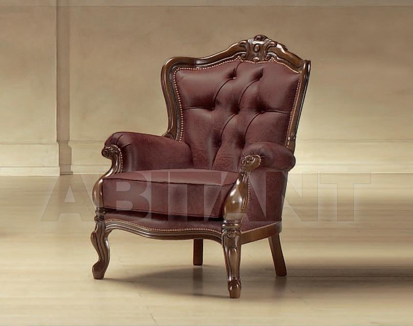 Купить Кресло Filippone Morello Gianpaolo Red 271/K POLTRONA FILIPPONE