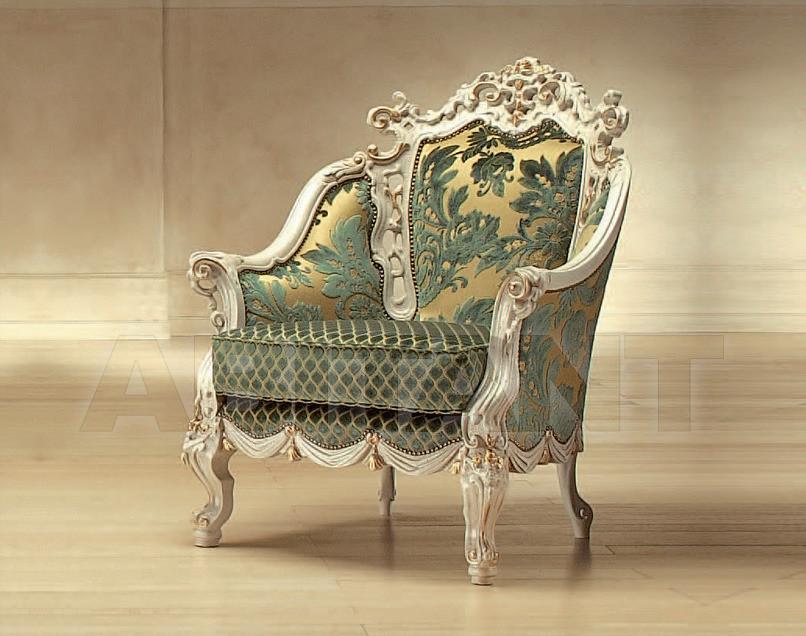 Купить Кресло Mantovano Morello Gianpaolo Red 101/K POLTRONA MANTOVANO