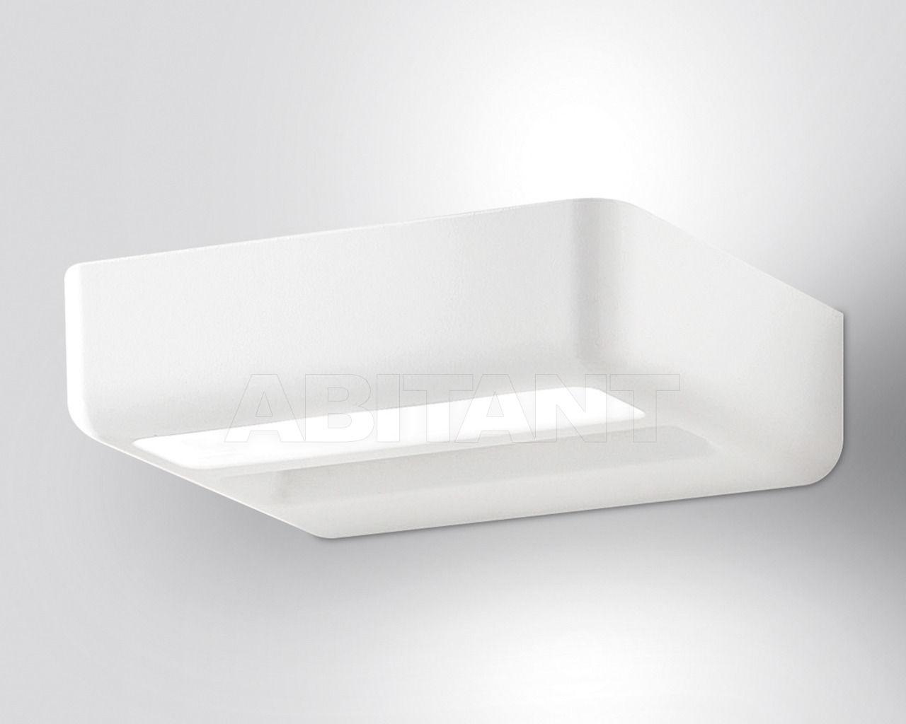Купить Бра One Leucos Studio 0001835 white