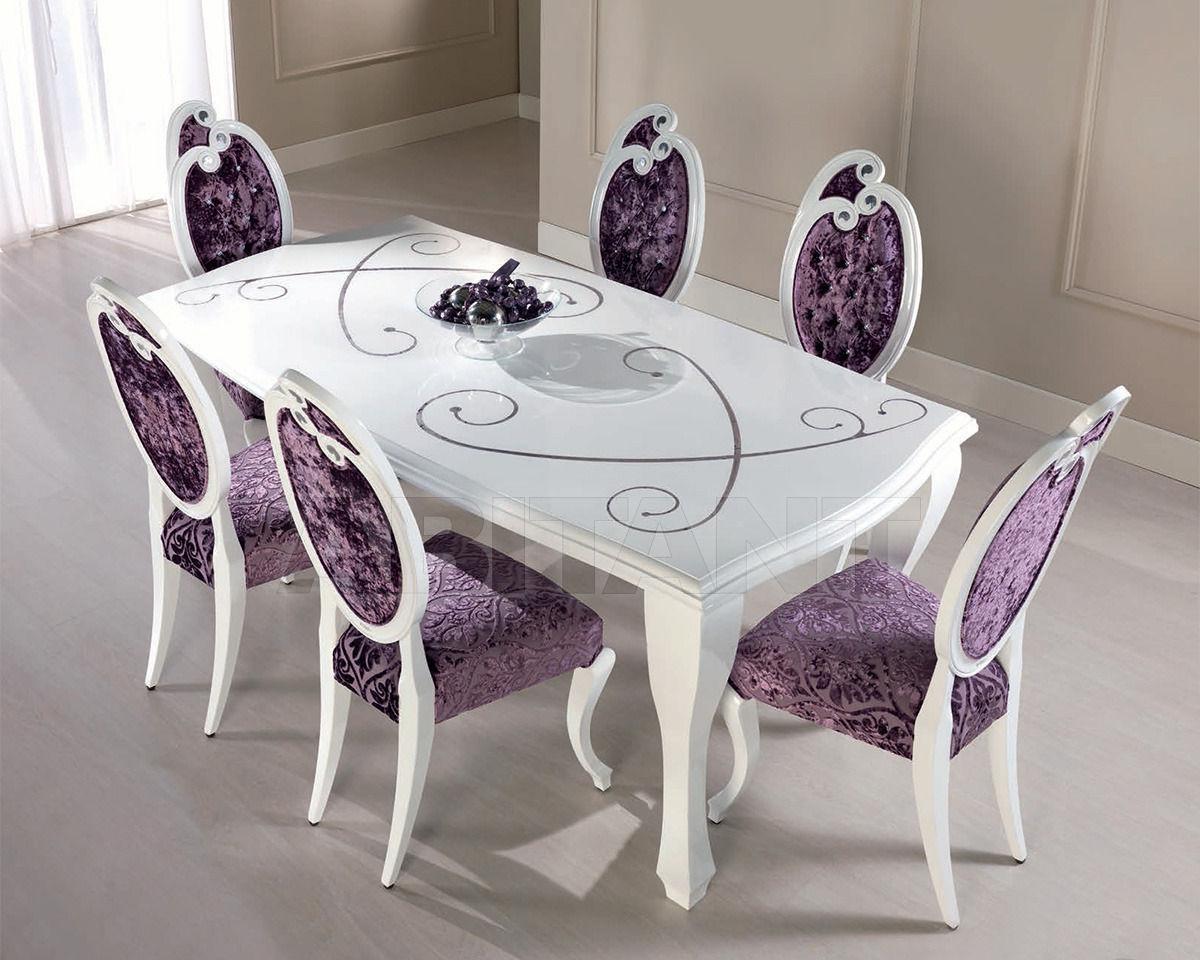 Купить Стол обеденный BS Chairs S.r.l. Tintoretto 3297/T