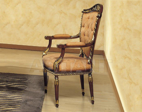 Купить Стул с подлокотниками Asnaghi Interiors Diningroom Collection 200408