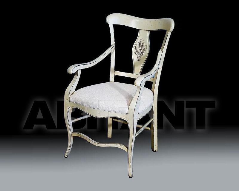 Купить Стул с подлокотниками Giovanni Visentin Gli Originali Art. AIC-27A