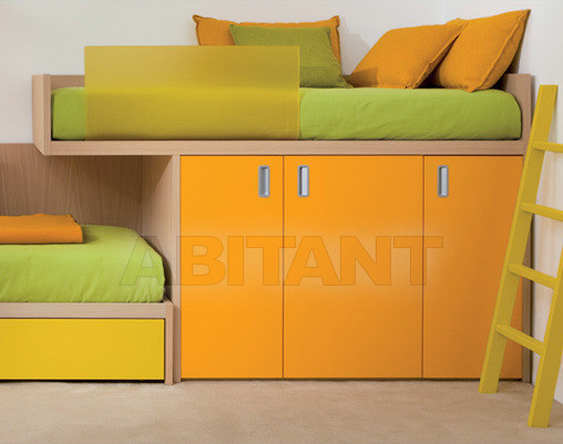 Купить Кровать детская Dear Kids s.n.c. Compact CCC1313L