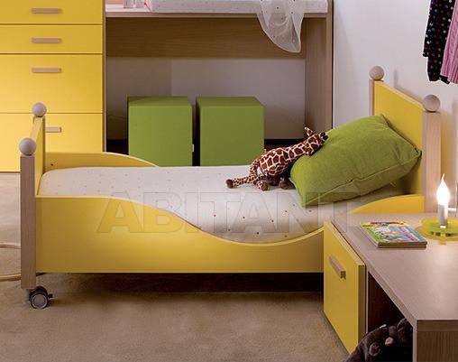 Купить Кровать детская Pisolo Dear Kids s.n.c. Kids LKC170R