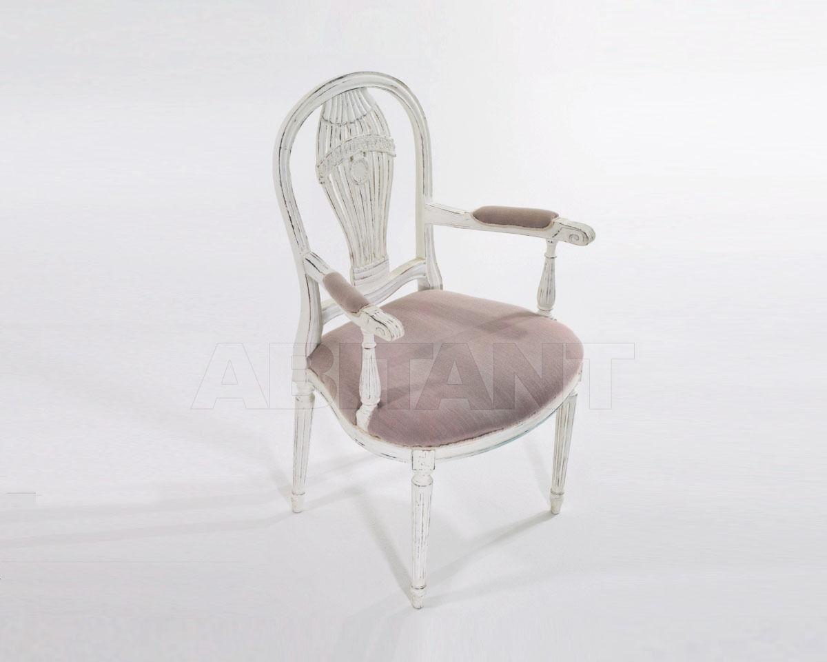 Купить Стул с подлокотниками Agostini & Co. S.r.l.(Agos group) Mobili Colorati 1807.D30