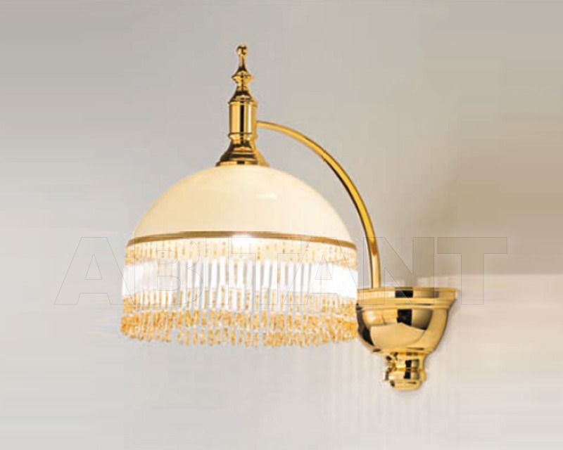Купить Бра Cremasco Illuminazione snc Opere Di Luce 4070/1AP-OL