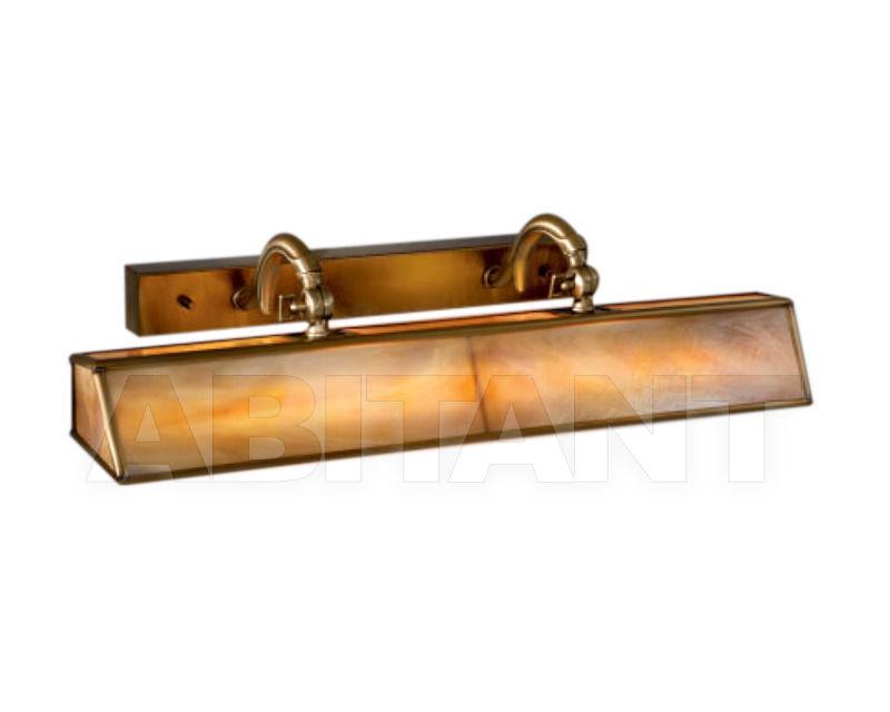 Купить Подсветка Cremasco Illuminazione snc Vecchioveneto 1865/1AP-GR-BRSA-BE