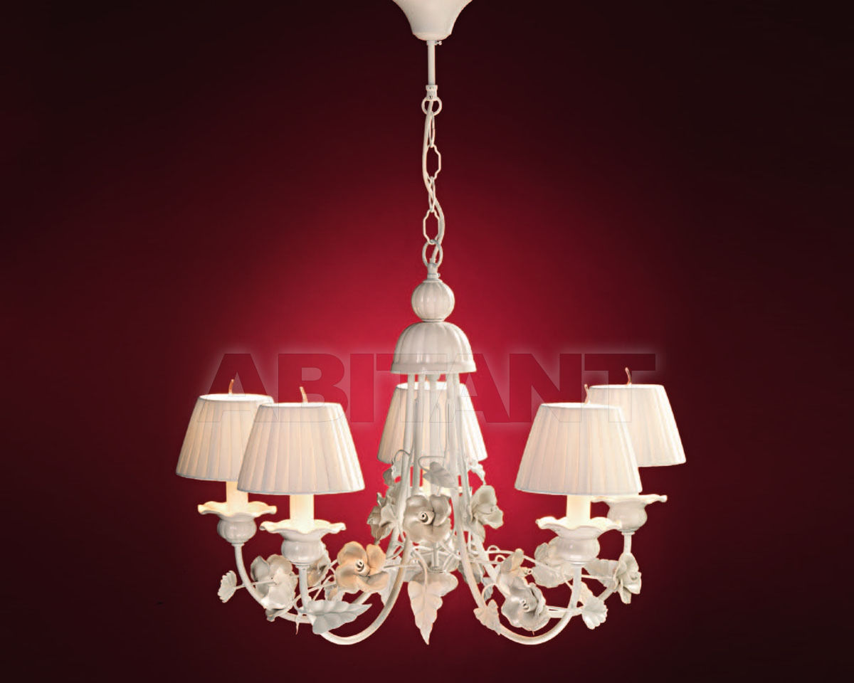 Купить Люстра Florenz Lamp di Bandini Arnaldo & C. s.n.c. La Luce 2785.05BI