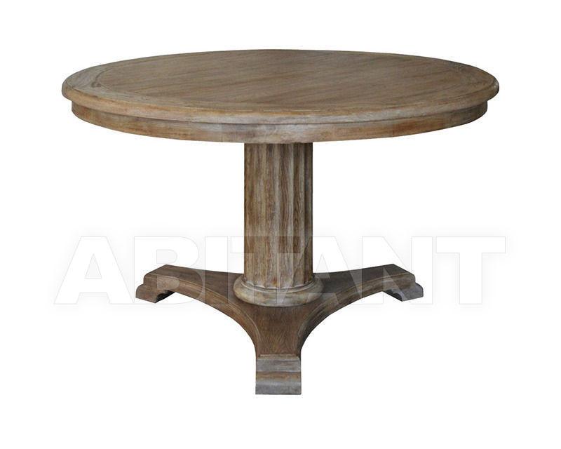 Купить Стол обеденный Lardy Round Table Gramercy Home 2014 301.005-2N7