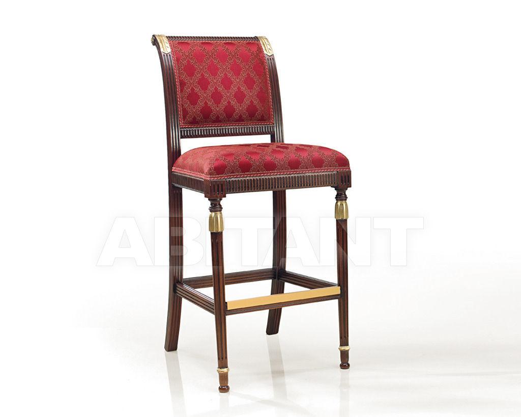 Купить Барный стул Seven Sedie Reproductions Ottocento 0129B ZC B