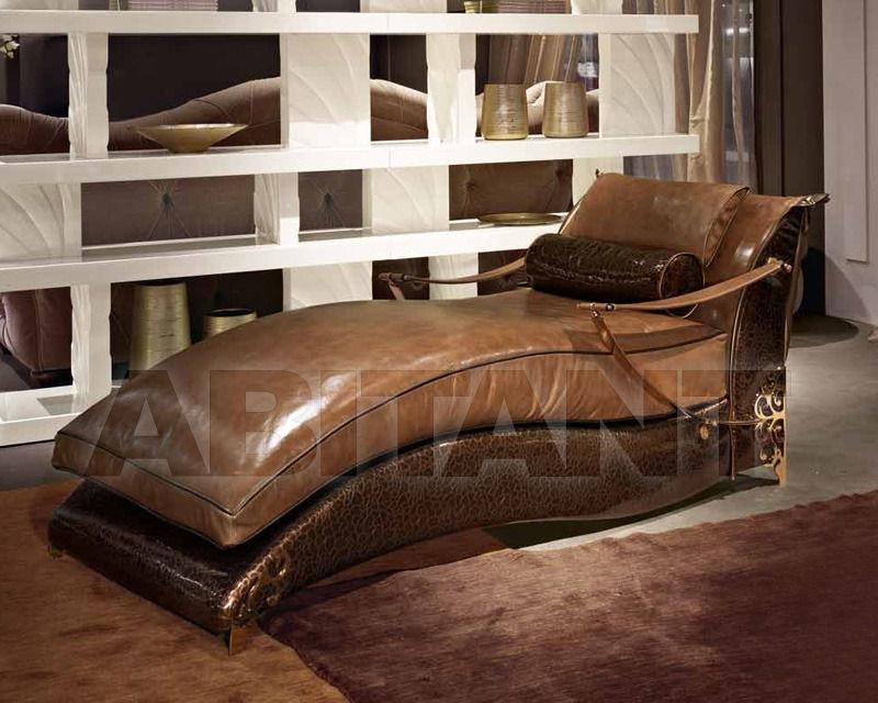 Купить Кушетка BM Style Group s.r.l. Gran Sofa Las Vegas dormeuse Leather