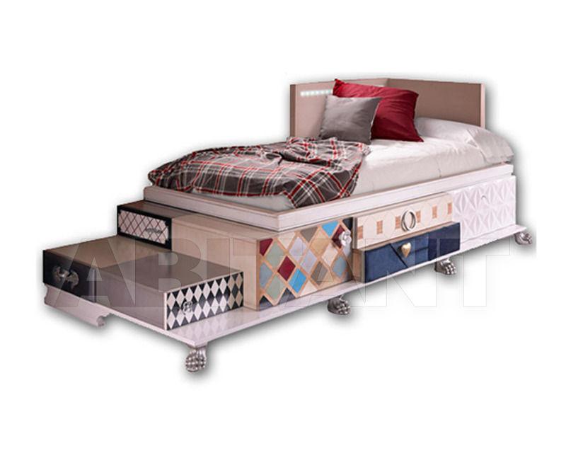 Купить Кровать детская Tetris Lola Glamour 2014 0080.T