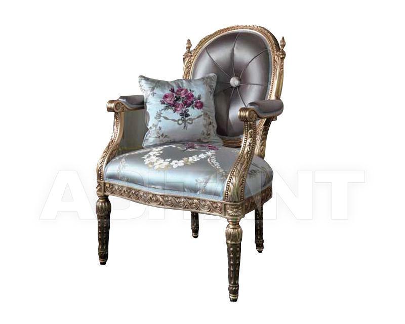 Купить Кресло Galimberti Lino 2014 Gold 1789/P
