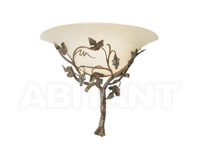 Купить Светильник настенный Lamp International srl Classic Collections 1048