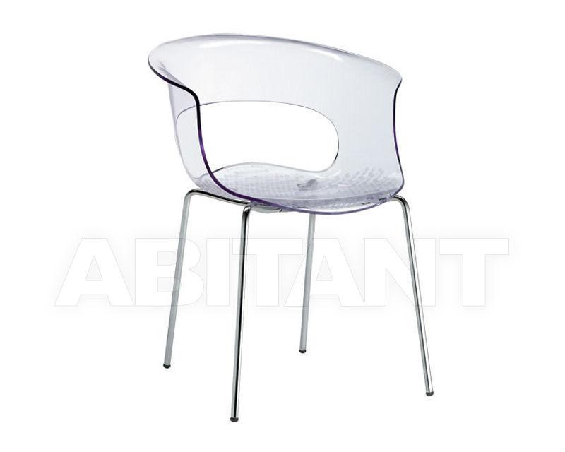 Купить Стул с подлокотниками MISS B ANTISHOCK 4 legs Scab Design / Scab Giardino S.p.a. Marzo 2690 100 1