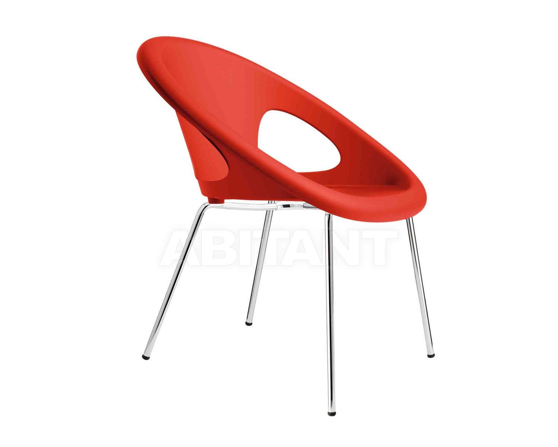 Купить Стул с подлокотниками DROP 4 LEGS Scab Design / Scab Giardino S.p.a. Marzo 2682 40