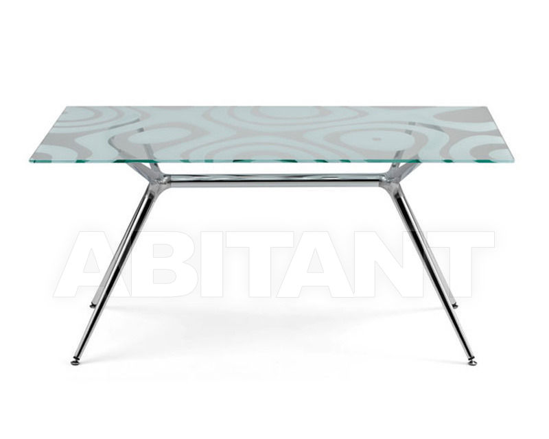 Купить Стол обеденный Scab Design / Scab Giardino S.p.a. Tavoli 7011 CR 002 + 5312 410