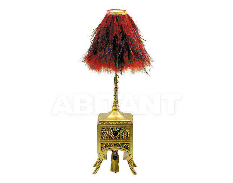Купить Лампа настольная Colombostile s.p.a. Transculture/lampade 1826 LA2K