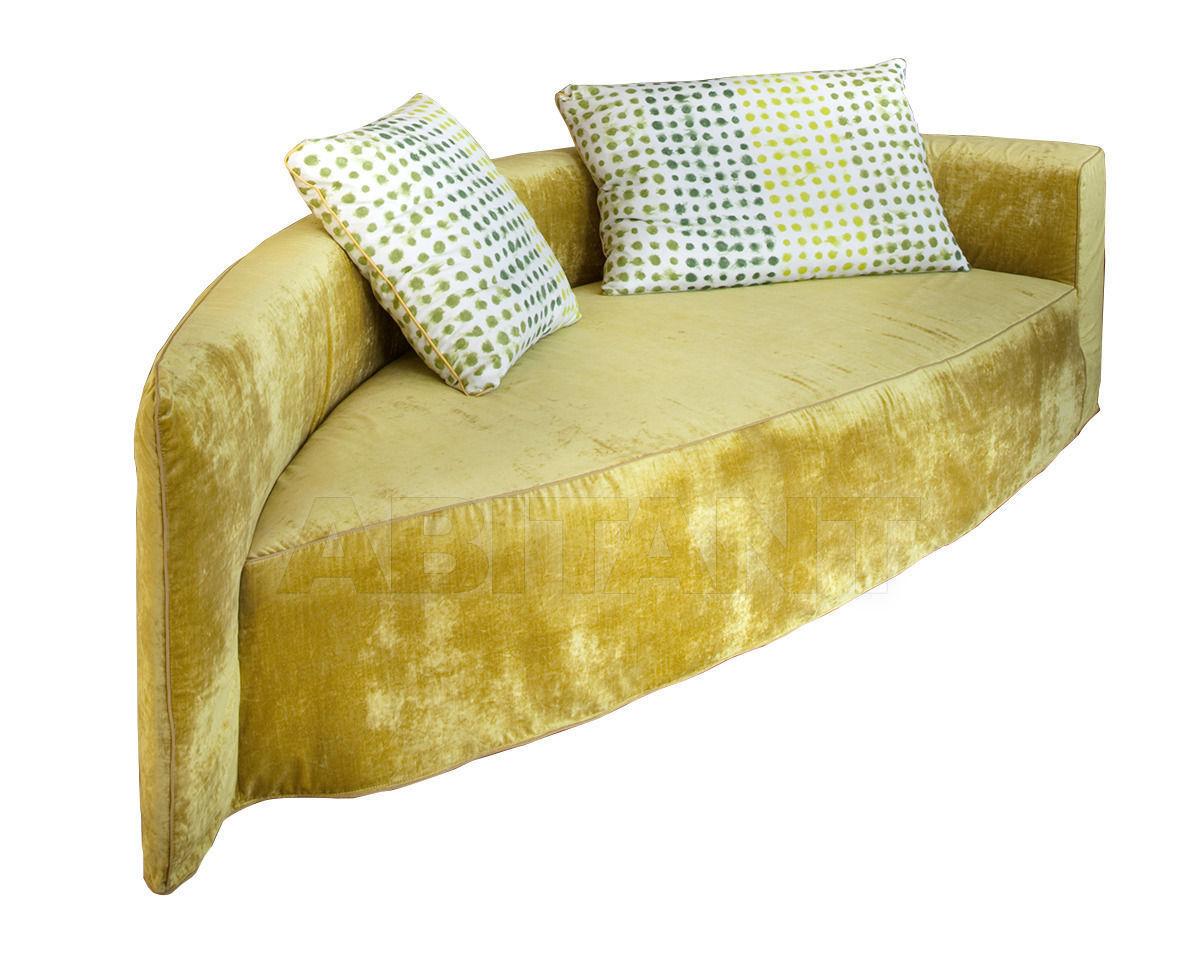 Купить Диван Erba Italia srl Unipersonale 2012 Love Affair 285 Yellow