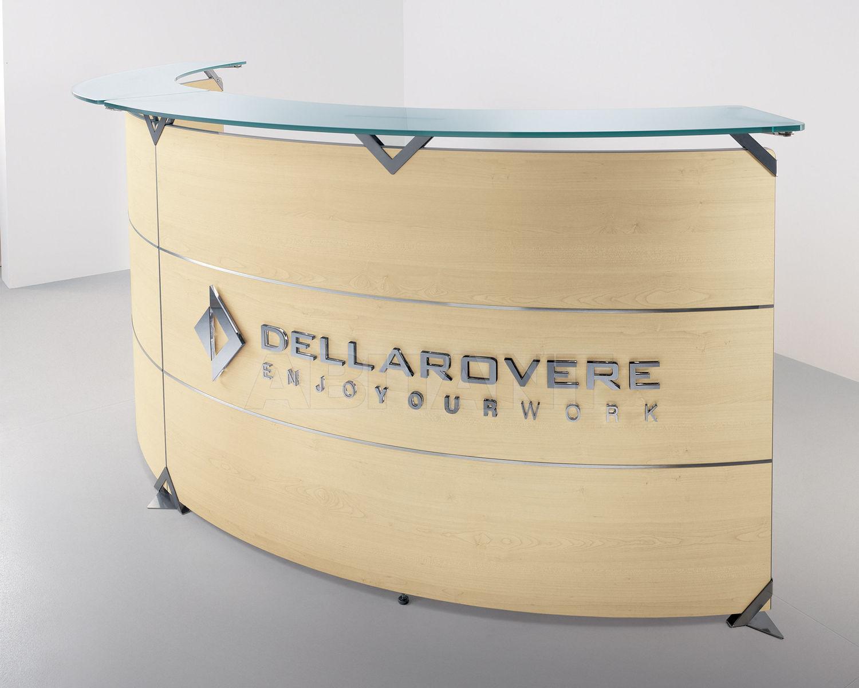 Купить Стойка-ресепшн Della Rovere Office & Contract SRL Segno ACERO