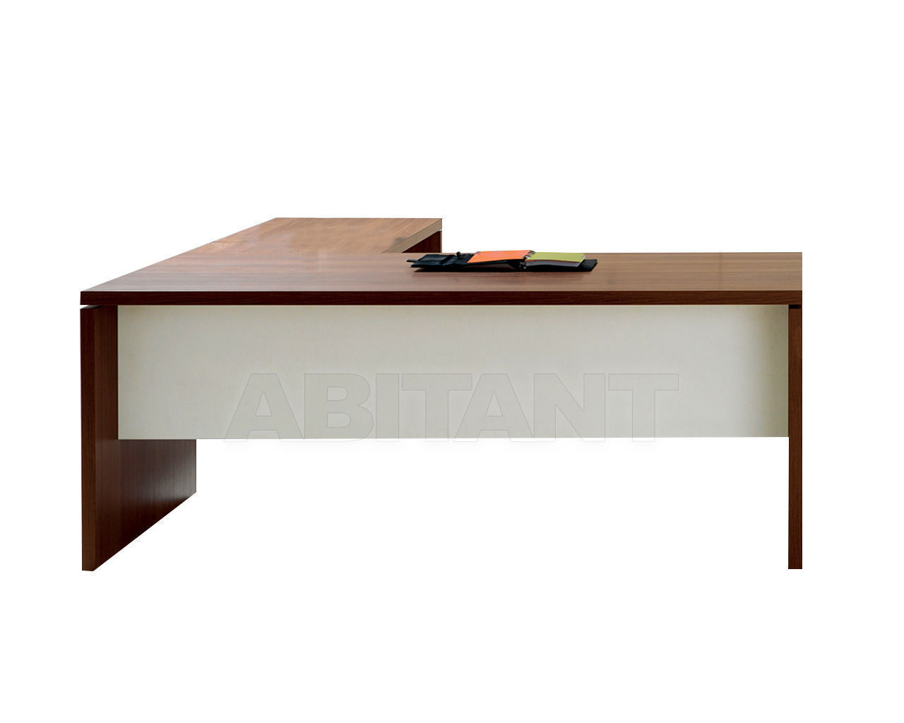 Купить Стол письменный Della Rovere Office & Contract SRL Lithos D268009 LRS D268024 LRS