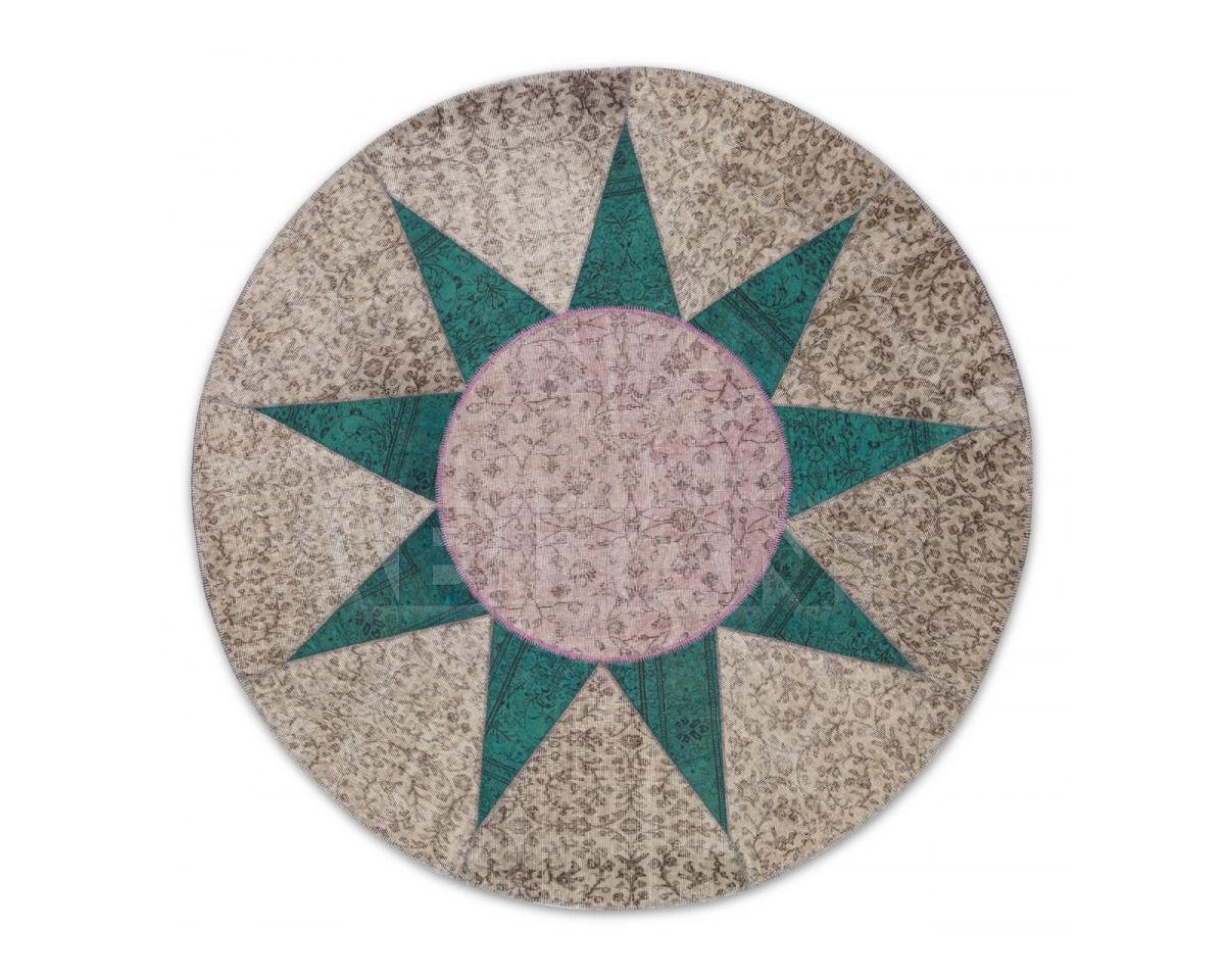 Купить Лоскутный ковер Sitap Società Italiana Tappeti S.p.A. Italian Design 2015 STAR 81152