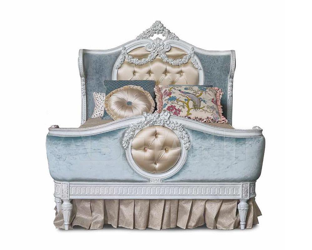 Купить Кровать Rampoldi Creations  Domus Aurea MAD 135/B/RC 11