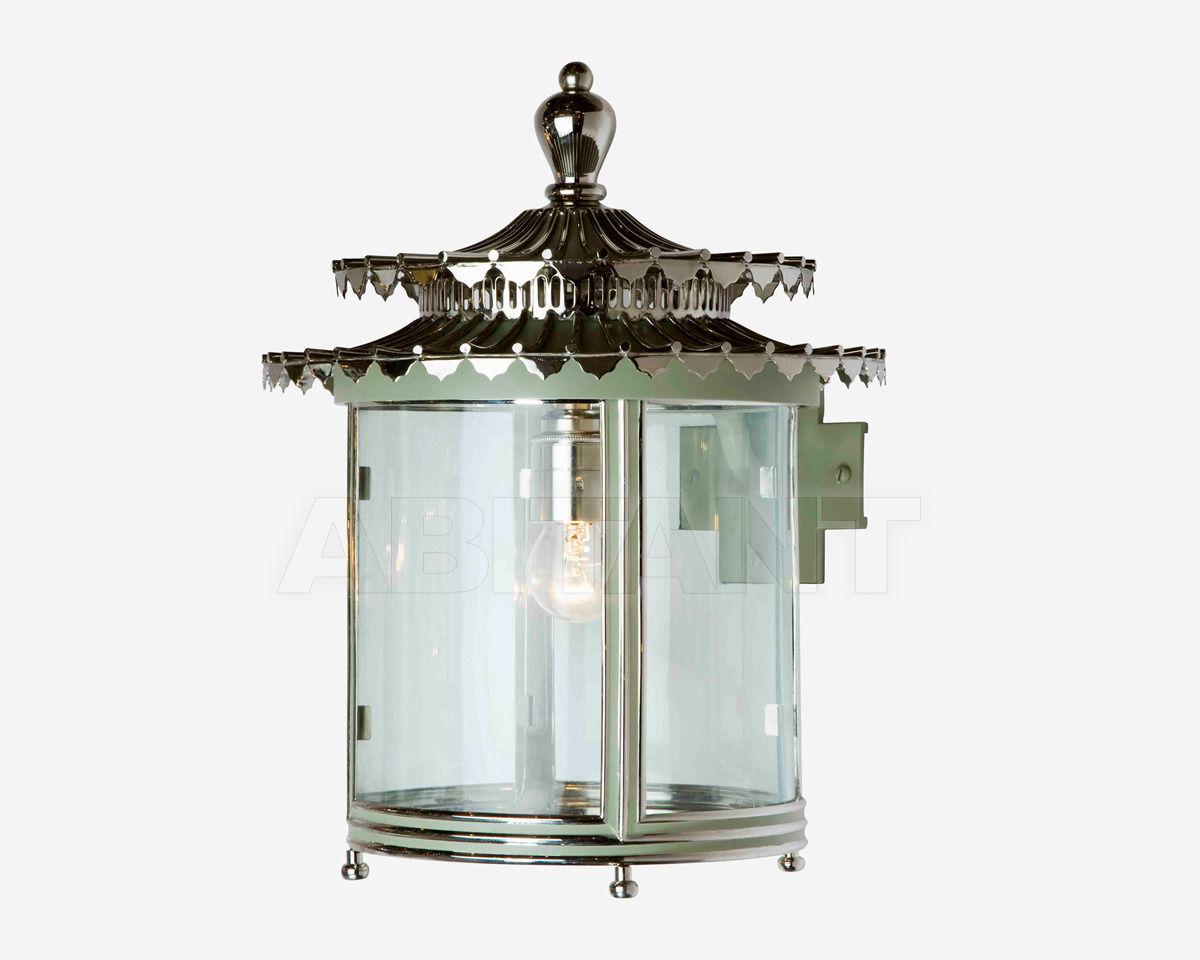 Купить Фасадный светильник Carousel Charles Edwards  2014 BR • 391 • SM IP44