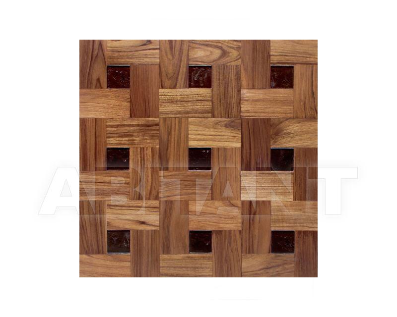 Паркетный модуль ALICE коричневый L\'arte nel parquet V123 3 ...