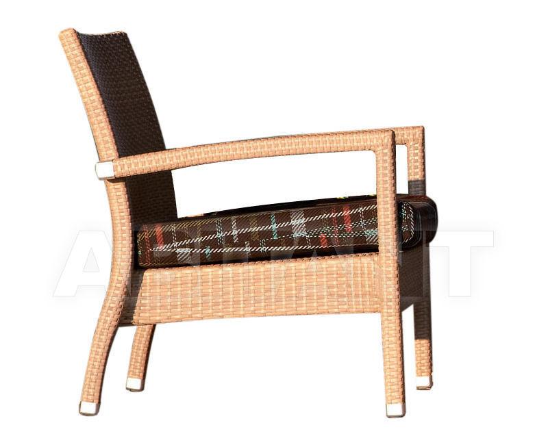 Купить Кресло для террасы Varaschin spa Outdoor 2850 brown