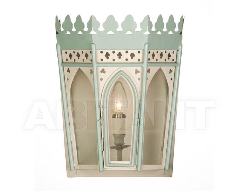 Купить Фасадный светильник Gothic Charles Edwards  2014 WL • 15 • SM IP44