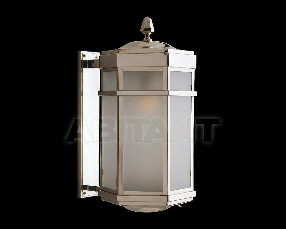 Купить Фасадный светильник Odeon Charles Edwards  2014 BR • 30 • ME IP44