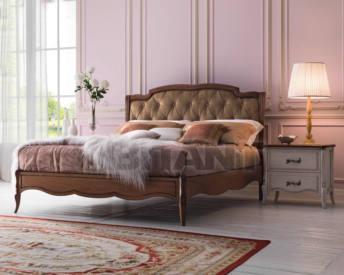 Кровать коричневая F.M. Bottega d\'Arte 623 , Москва