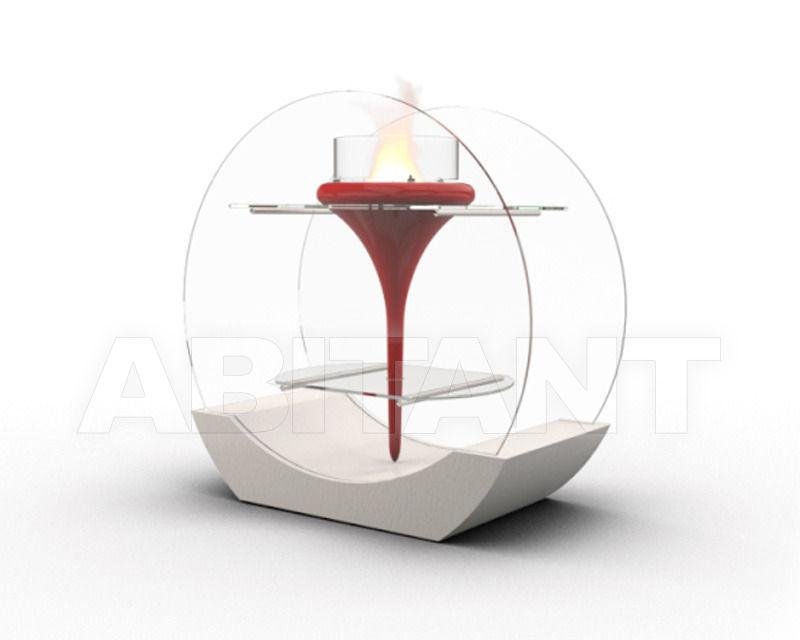 Купить Биокамин O-flut I Glamm Fire Portable GF0029-1 - OP white