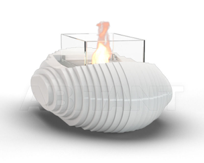 Купить Биокамин Baco I Glamm Fire Portable GF0004-1 - OP white