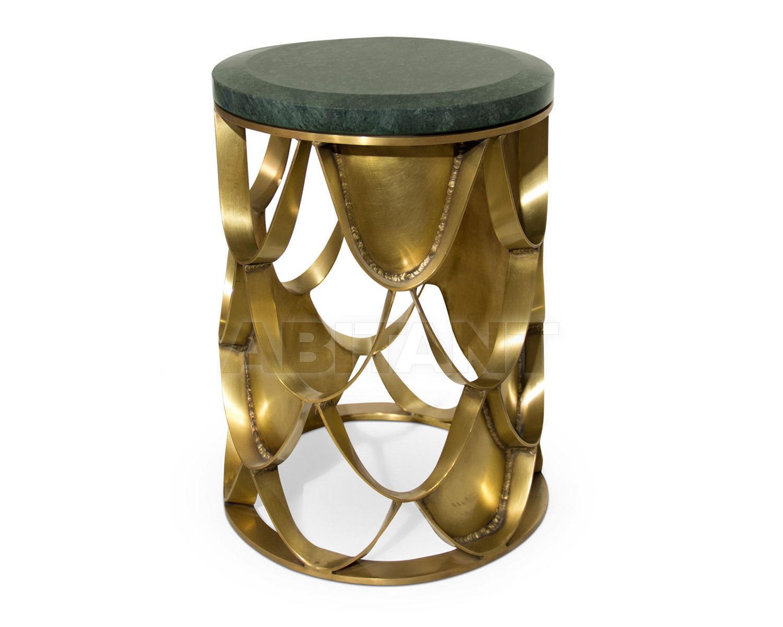 Купить Столик приставной Brabbu by Covet Lounge Casegoods KOI SIDE TABLE