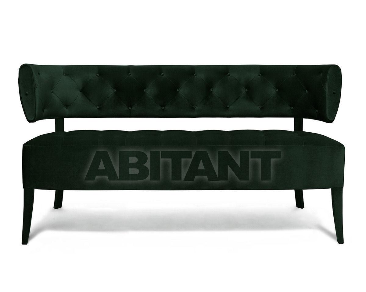 Купить Диван Brabbu by Covet Lounge Upholstery ZULU 2 SEAT SOFA 1
