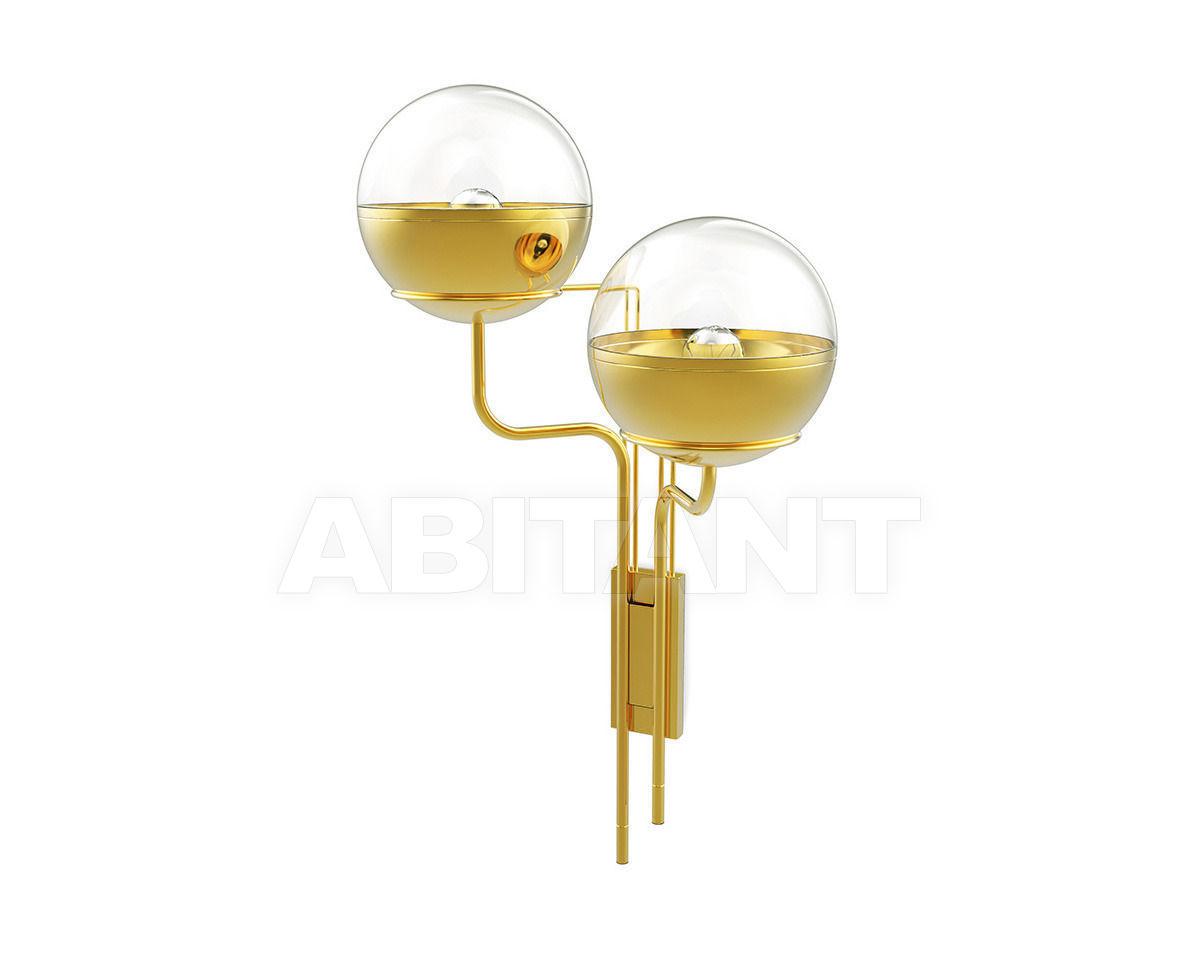 Купить Светильник настенный Brabbu by Covet Lounge Lighting NIKU WALL LIGHT