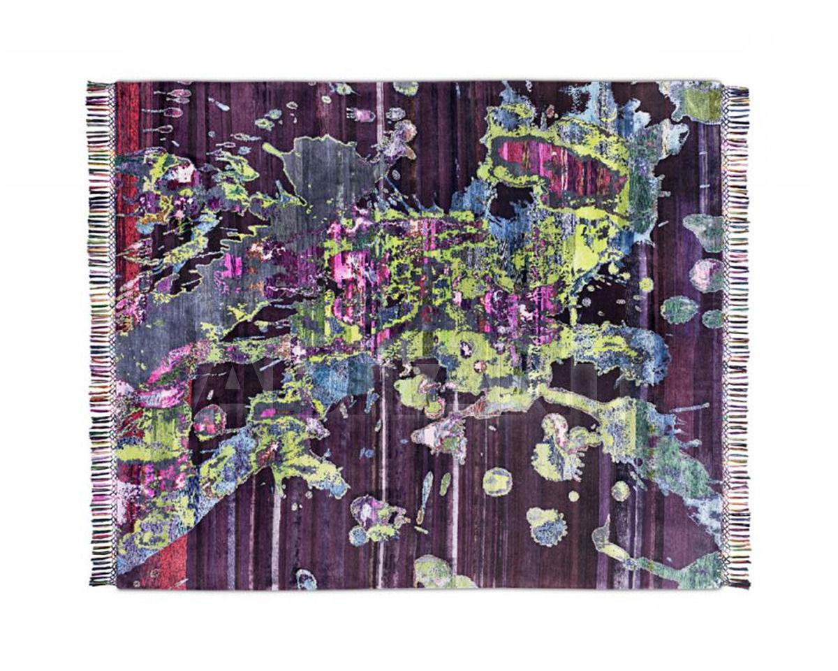 Купить Ковер современный Rug Star The Eco Project ECO Splash No. 5C | Random No. 0706 | SilkFringes
