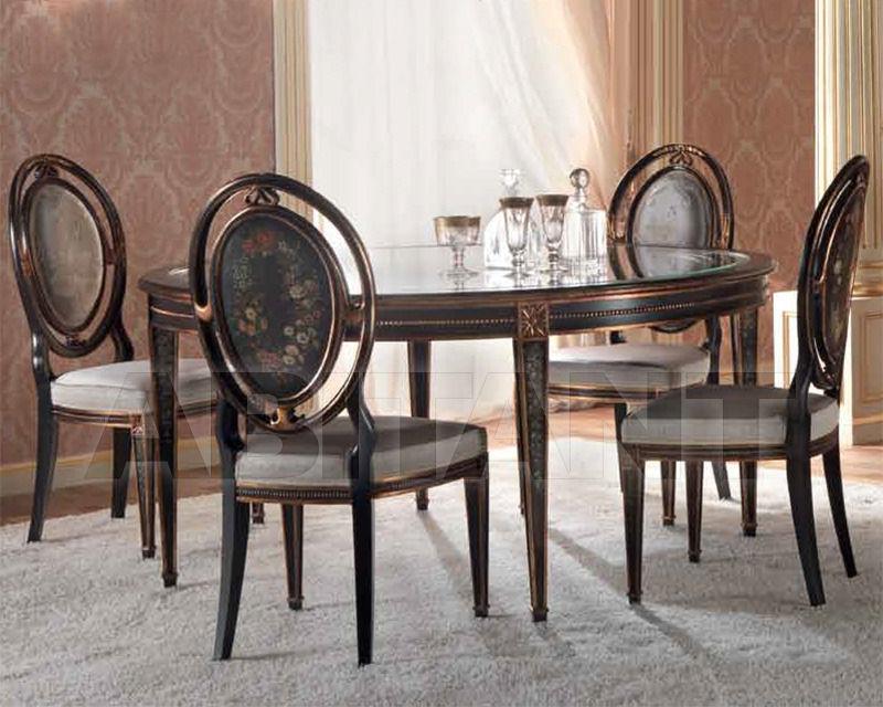 Купить Стол обеденный Galimberti Lino 2014 Gold 1788/T