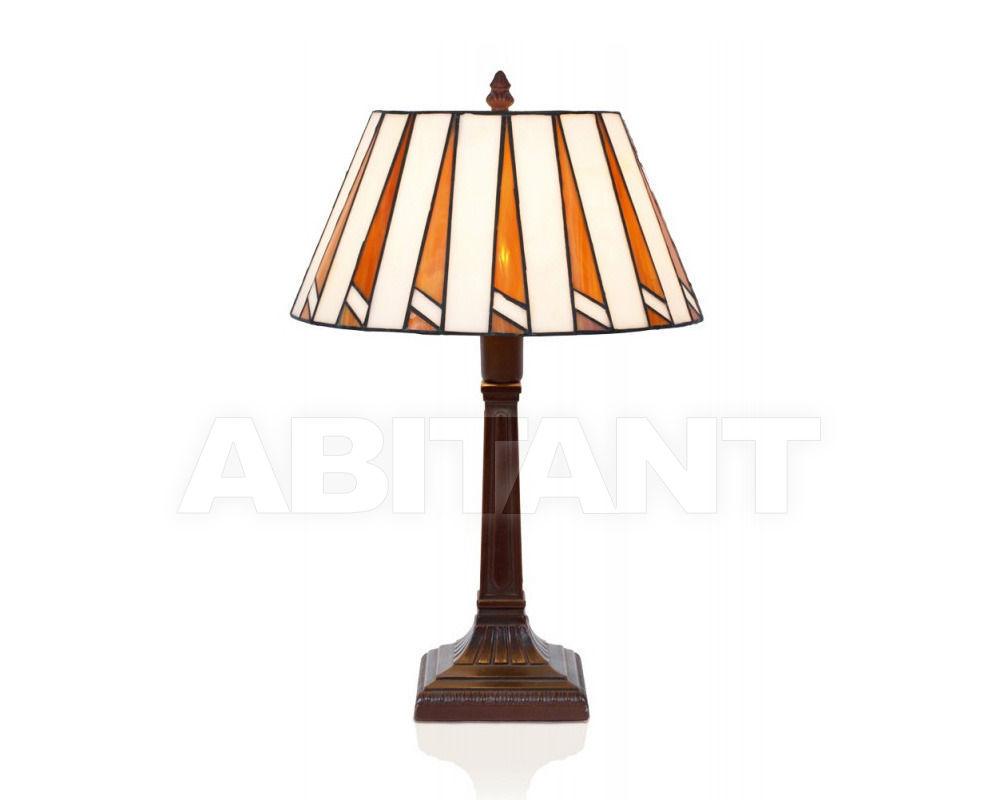 Купить Лампа настольная Artistar Tiffany TT126+P533M