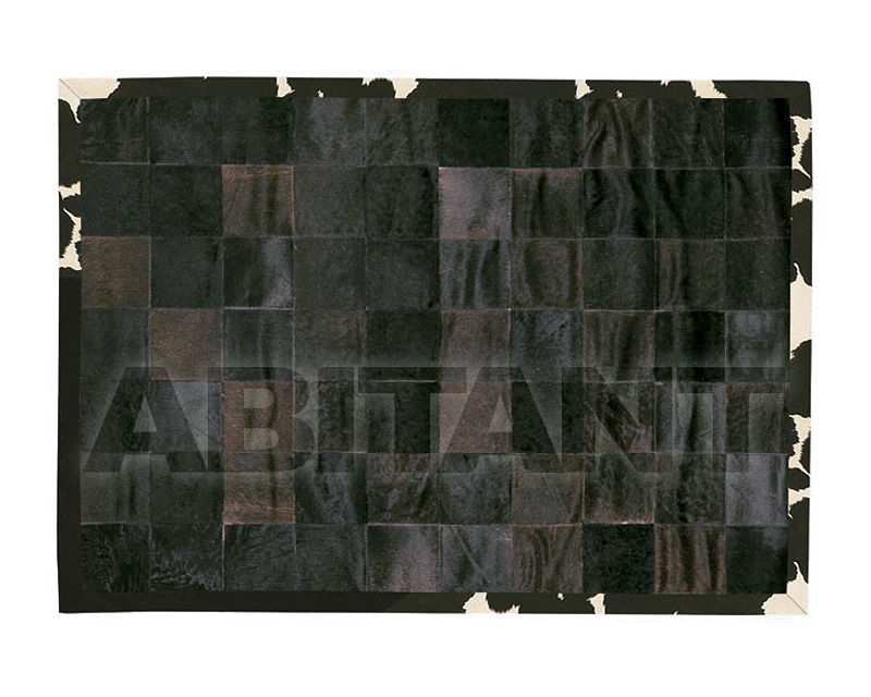 Купить Ковер из шкуры Tisca Italia s.r.l. Aubusson Eldorado 104 choco