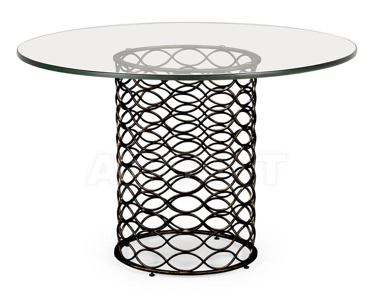 Купить Стол обеденный Jonathan Charles Fine Furniture JC Modern - Luxe Collection 494568-48D-B