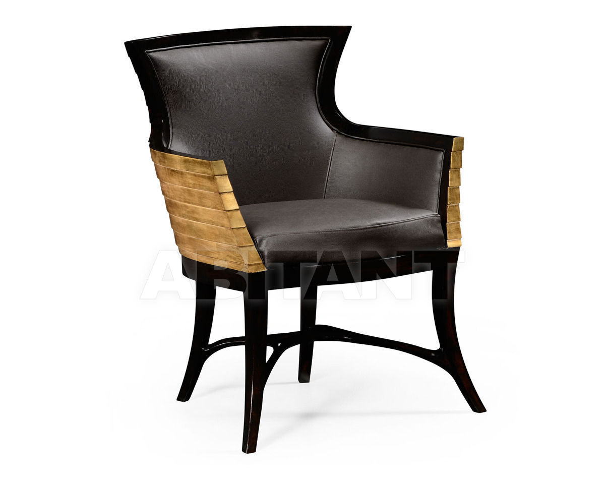 Купить Кресло Jonathan Charles Fine Furniture JC Modern - Luxe Collection 494572-EBF-L017