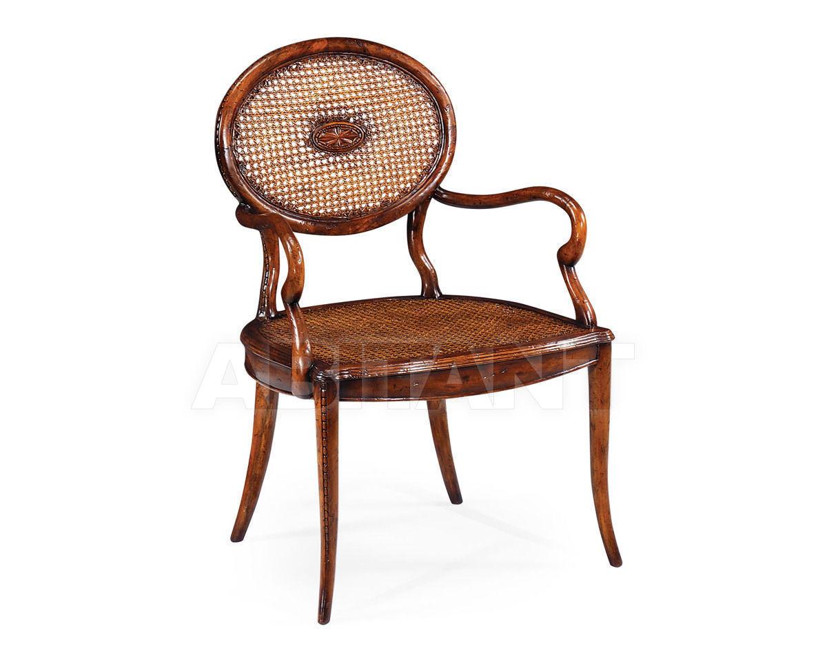 Купить Стул с подлокотниками French Jonathan Charles Fine Furniture Country Farmhouse 492840-AC-WAL