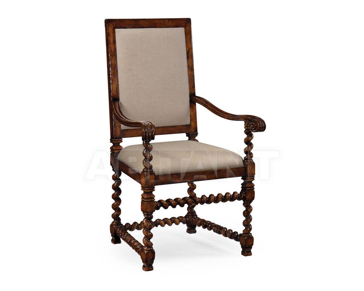 Купить Стул с подлокотниками Jonathan Charles Fine Furniture Country Farmhouse 492741-AC-WAL-F001