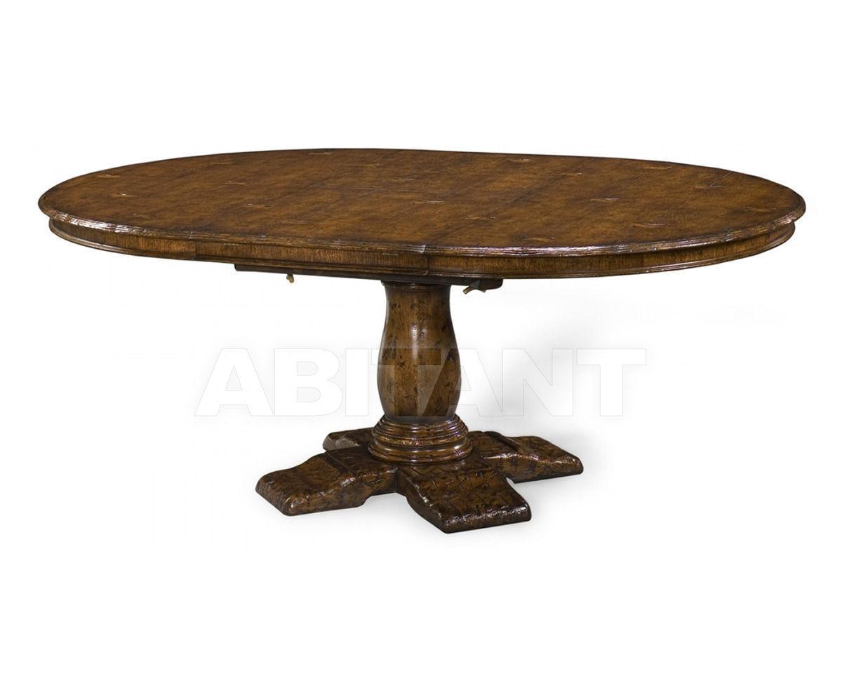 Купить Стол обеденный Jonathan Charles Fine Furniture Tudor Oak 493372-48D-TDO